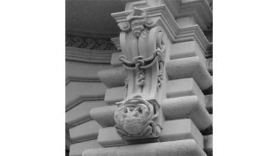 Декоративный элемент №1 (карниз)