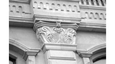 Декоративный элемент №2 (пилястра)