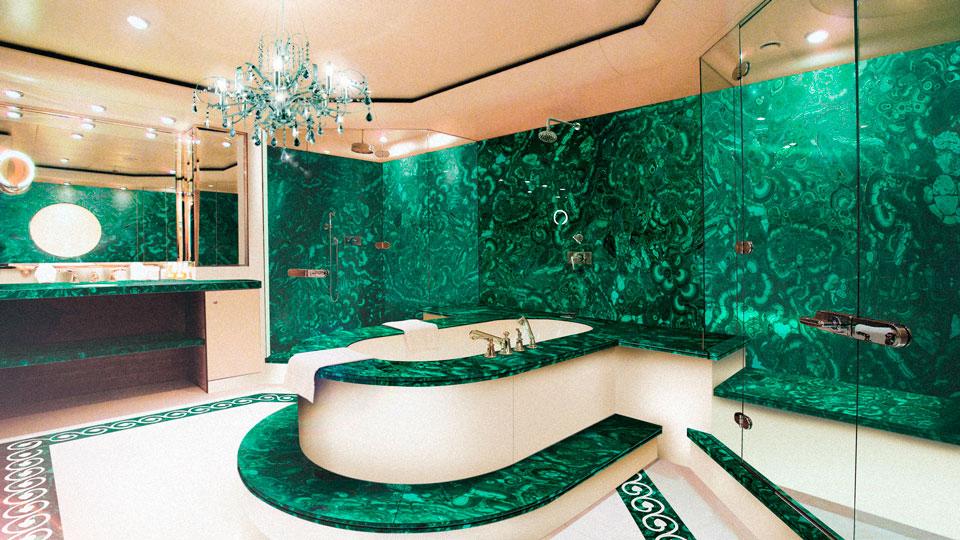 Badezimmer Luxus